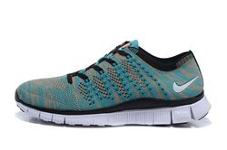 Men NIKE Free Zoom Fit Agility Flyknit 5.0 Running Shoe 313