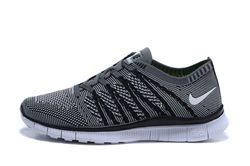 Men NIKE Free Zoom Fit Agility Flyknit 5.0 Running Shoe 318