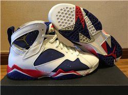 Men Basketball Shoe Air Jordan 7 Olympic AAAA 251