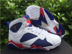 Women Sneaker Air Jordan 7 Olympic AAAA 232