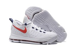 Men Nike Zoom KD 9 Basketball Shoe 371