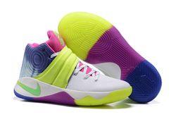 Men Nike Kyrie II Basketball Shoes 256