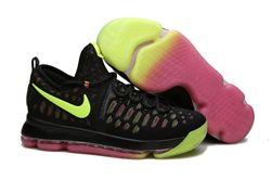 Men Nike Zoom KD 9 Basketball Shoe 377