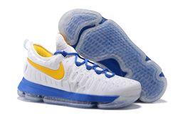 Men Nike Zoom KD 9 Basketball Shoe 383