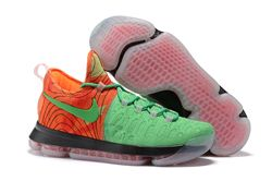 Men Nike Zoom KD 9 Basketball Shoe 388