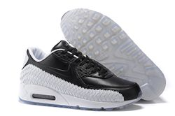 Men Nike Air Max 90 Woven Running Shoe 305
