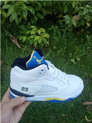 Kids Air Jordan V Sneakers 222