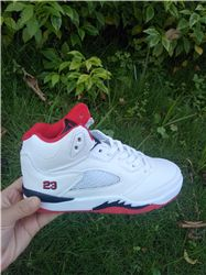 Kids Air Jordan V Sneakers 223