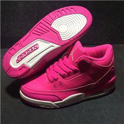 Women Air Jordan III Retro Sneakers AAAA 220