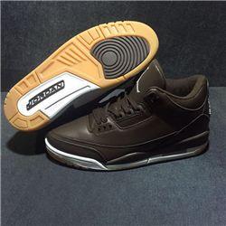 Men Air Jordan III Chocolate Basketball Shoe AAAA 264