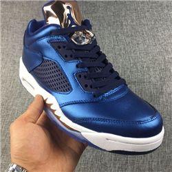 Men Basketball Shoes Air Jordan V Retro Low AAAA 315