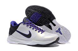 Men Kobe 5 Nike Basketball Shoe 421