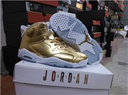 Men Basketball Shoes Air Jordan VI Retro AAA ...