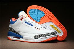 Men Basketball Shoes Air Jordan III Retro AAA 274