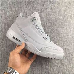Men Basketball Shoes Air Jordan III Retro AAA 276