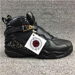 Men Basketball Shoes Air Jordan VIII Retro AAAAA 213