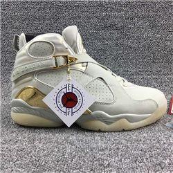 Men Basketball Shoes Air Jordan VIII Retro AAAAA 214