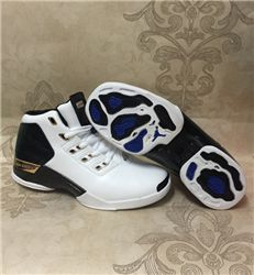Men Basketball Shoes Air Jordan XVII Retro 200