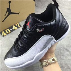 Men Basketball Shoes Air Jordan XII Retro Low AAA 287