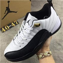 Men Basketball Shoes Air Jordan XII Retro Low AAA 288