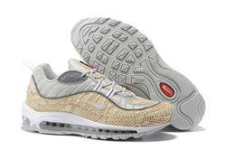 Men Supreme x NikeLab Air Max 98 Running Shoe 201