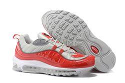 Men Supreme x NikeLab Air Max 98 Running Shoe 202
