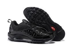 Men Supreme x NikeLab Air Max 98 Running Shoe 204