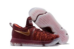 Men Nike Zoom KD 9 Basketball Shoe 408