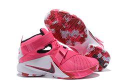 Women Nike LeBron Soldier 9 Sneaker 211