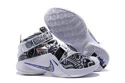 Women Nike LeBron Soldier 9 Sneaker 212