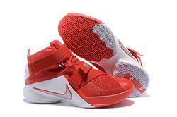 Women Nike LeBron Soldier 9 Sneaker 213