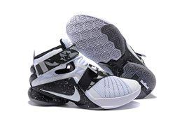 Women Nike LeBron Soldier 9 Sneaker 214