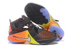 Women Nike LeBron Soldier 9 Sneaker 215