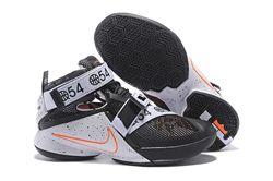 Women Nike LeBron Soldier 9 Sneaker 216