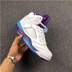 Men Basketball Shoes Air Jordan V Retro 319