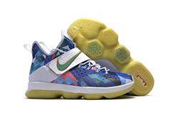 Women Nike LeBron 14 Sneaker 218