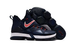 Women Nike LeBron 14 Sneaker 223