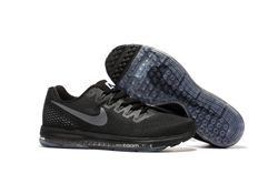 Men Nike Zoom All Out Flyknit Running Shoes 2...