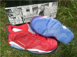 Women Air Jordan 6 Retro Sneakers AAA 259