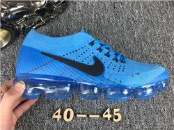 Men Nike Air VaporMax Running Shoes 219