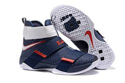 Men LeBron Soldier X Nike Basketball Shoes 470