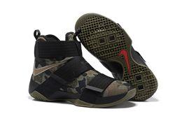 Women LeBron Soldier X Nike Sneaker 226