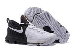 Men Nike Zoom KD 9 Basketball Shoe 410