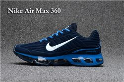 Men Nike Air Max 360 Running Shoes KPU 225