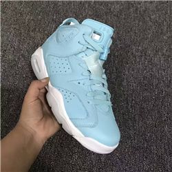 Women Air Jordan 6 Pantone Sneaker AAAA 261