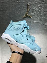 Women Air Jordan 6 Pantone Sneaker AAA 262