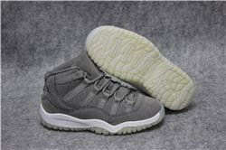 Kids Air Jordan XI Sneakers 244