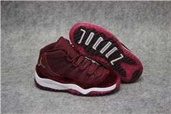 Kids Air Jordan XI Sneakers 243