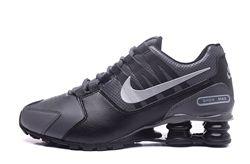 Men Nike Avenue 803 PU Shox Running Shoes 317