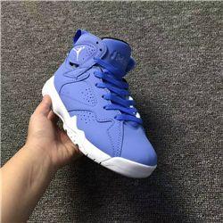 87044bc7b216ef Women Air Jordan VI Retro Sneakers AAA 264